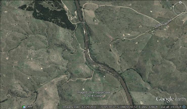 Esdale Adnamira Google Earth Image 2011