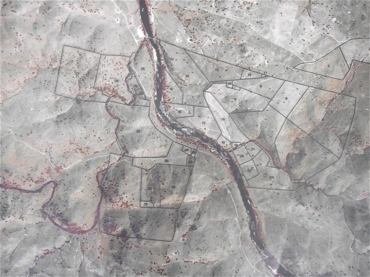 Esdale farm map 001
