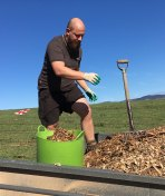 James T as Mulch Master